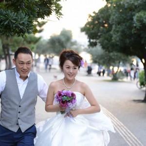 結婚式 撮影 港区