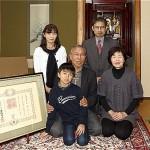 家族写真 撮影 福岡市