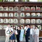 お宮参り 写真 京都市