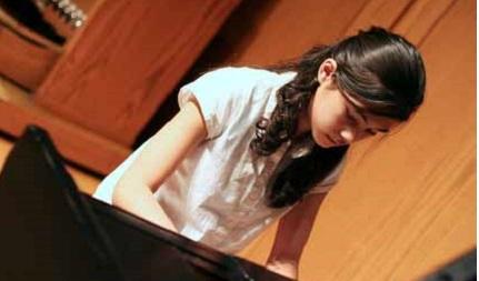 ピアノ 発表会 写真