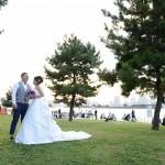 結婚式 写真 港区