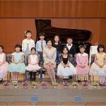 ピアノ発表会 写真 厚木市