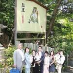 お宮参り 撮影 京都市