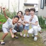 家族 写真 撮影