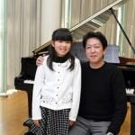 出張 カメラマン ピアノ発表会