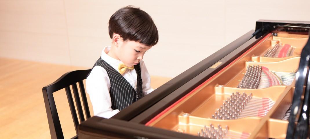 ピアノ発表会 撮影