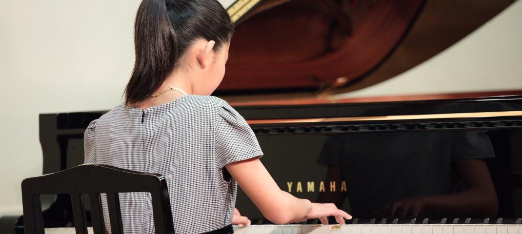 ピアノ発表会 写真